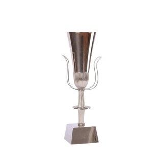 TOMMI PARZINGER URN-SHAPED TABLE LAMP For Sale