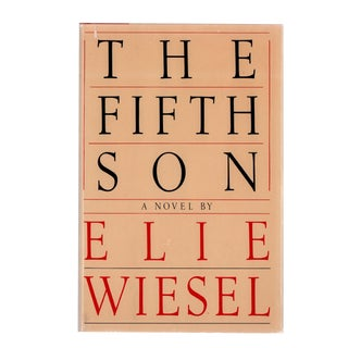 """1985 """"The Fifth Son"""" Collectible Book For Sale"""
