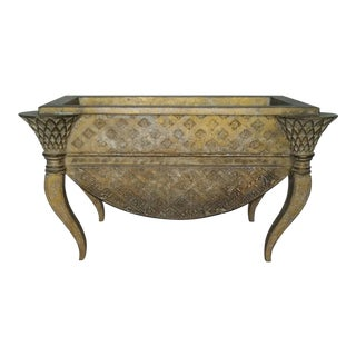 Regency High Style Planter For Sale
