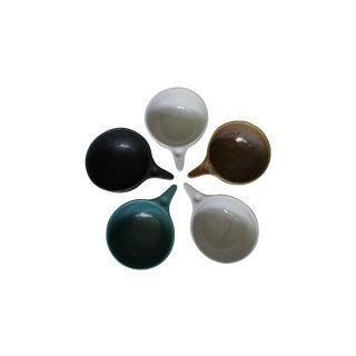 Bennigton Pottery Tadpole Serving Bowls - Set of 5