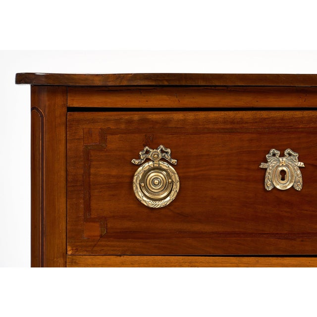 Late 18th Century 18th Century Louis XVI Period Chest For Sale - Image 5 of 10