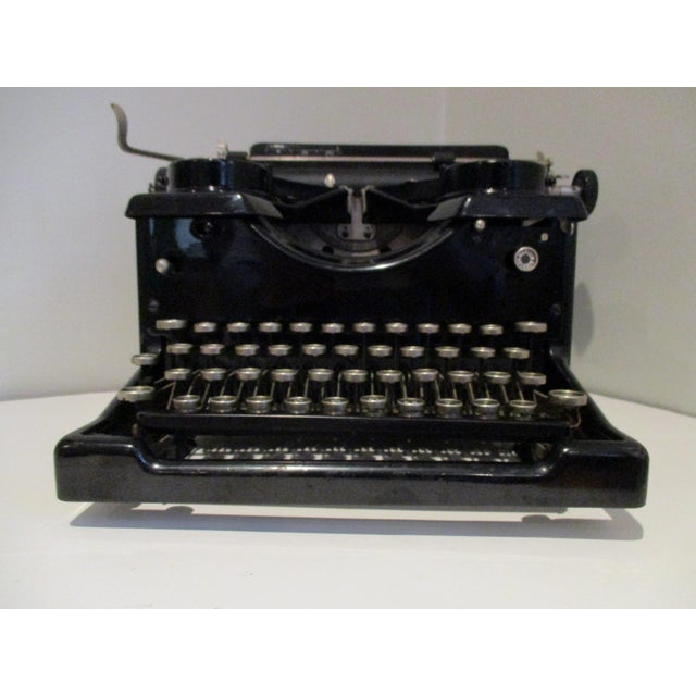 Vintage Royal Typewriter With Glass Side Panels - Image 10 of 11