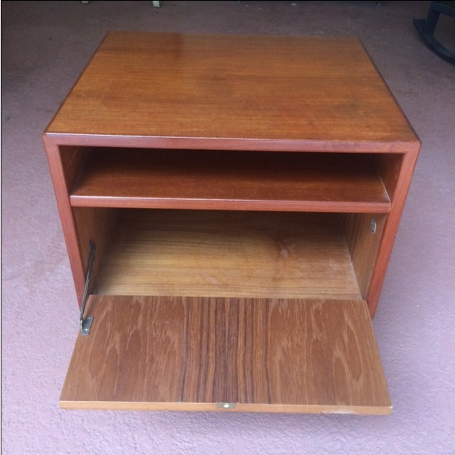 Mid-Century Teak Nightstands by Falster - Image 6 of 10