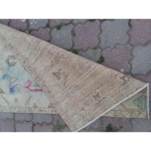 Anatolian Oushak Rug For Sale - Image 4 of 5