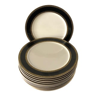 Villeroy & Boch Neoclassical Chargers - Set of 12