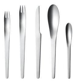 Image of Arne Jacobsen Flatware and Silverware