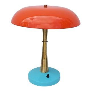 1950s Mid-Century Modern Gerald Thurston Style Desk Lamp For Sale