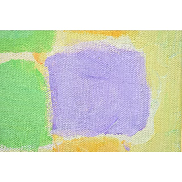 "2010s Stephen Remick ""Sprout"" Contemporary Abstract Painting For Sale - Image 5 of 10"