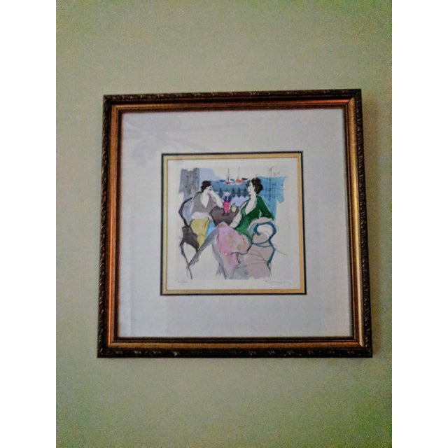 """Alexander Tarkay """"Seasons of the Year"""" Lithograph - Image 7 of 8"""