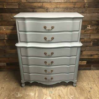1960s Vintage 6 Drawer Chest of Drawers Preview