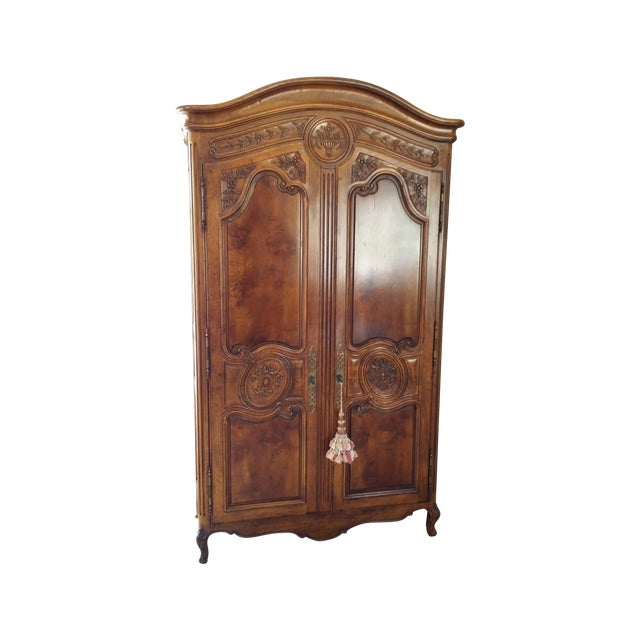 Henredon French Armoire - Image 1 of 3