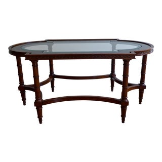 John Widdicomb Coffee Table