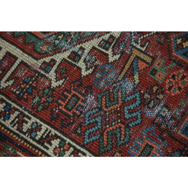"Vintage Karaja Rug Runner - 2'9"" X 10'6"" For Sale - Image 5 of 10"