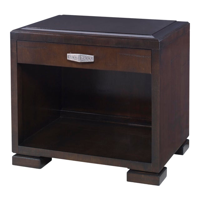 Century Furniture Voyager Nightstand For Sale