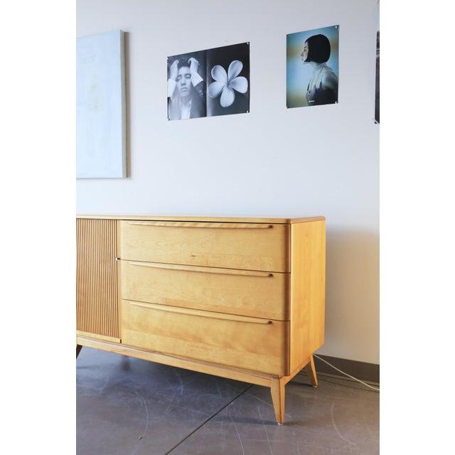 Vintage Heywood-Wakefield Low Dresser - Image 6 of 11