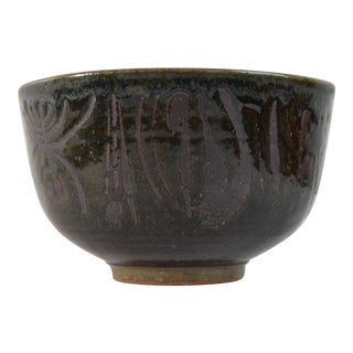 1970s Studio Pottery Bowl by Gerry Williams For Sale