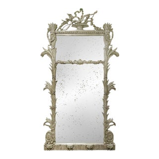 William Switzer Chippendale Mirror For Sale