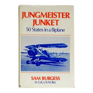 Jungmeister Junket: 50 States in a Biplane For Sale
