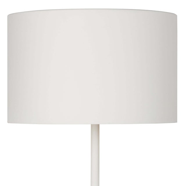 Trilogy Table Lamp in White For Sale - Image 4 of 8