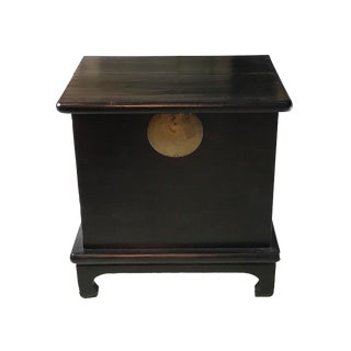 "Japanese Tansu Table/Box 23"" H by 22.5"" W For Sale"