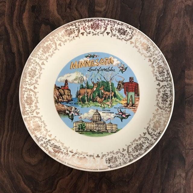 Vintage Minnesota Plate - Image 2 of 5