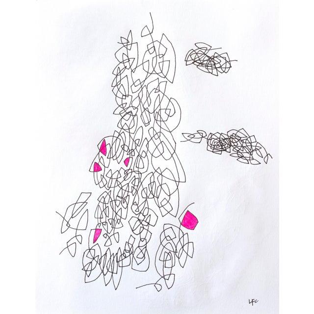"""Linda Colletta """"1980"""" Original Drawing - Image 3 of 3"""
