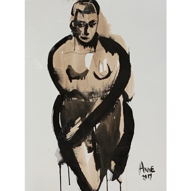 Figure Study V by Anne Darby Parker For Sale