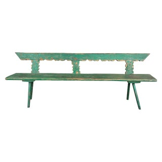 European Bench For Sale