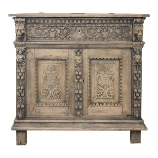 19th Century Flemish Renaissance Buffet For Sale