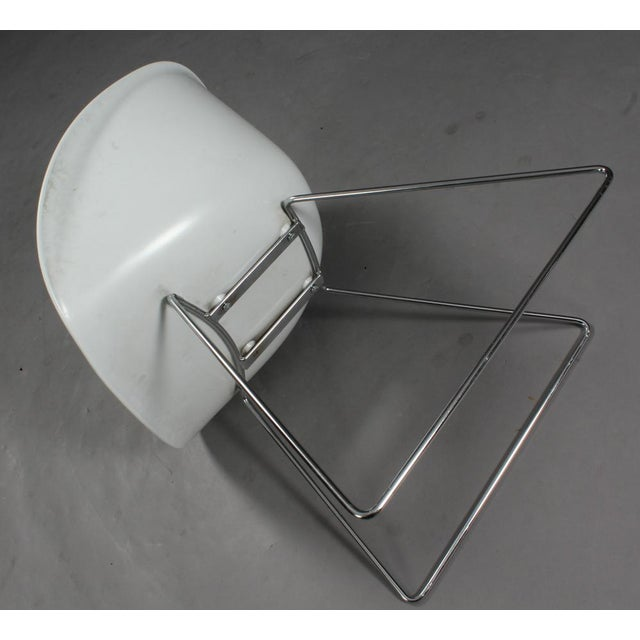 Contemporary Modern Claudio Dondoli & Marco Pocci Gliss 920 Chairs- Set of 4 For Sale - Image 3 of 6