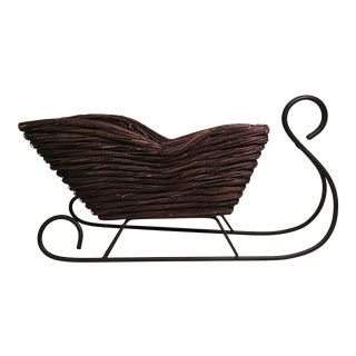 Large Winter Sleigh For Sale