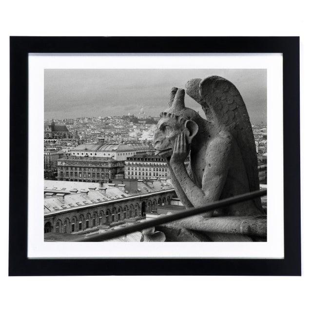 Framed Original Photograph: Gargoyle II - Image 1 of 2