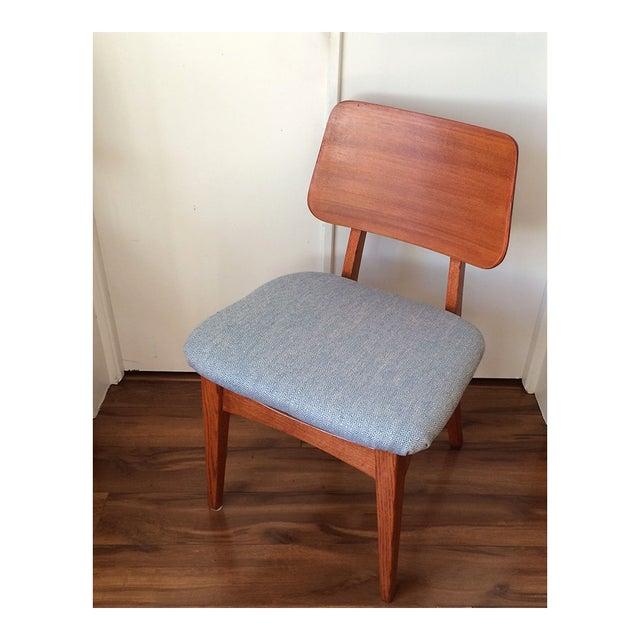 1950s Mid Century Teak Chair - Image 5 of 8