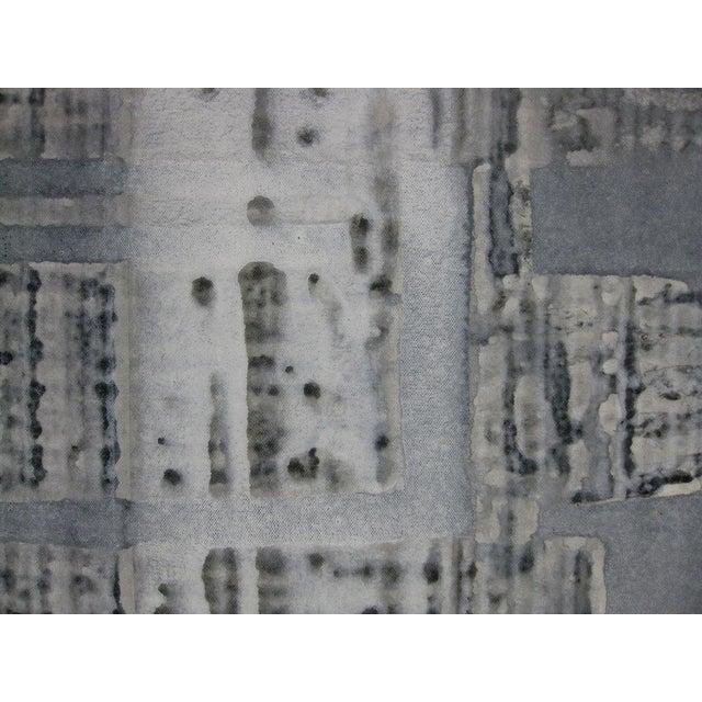 Abstract Kiyoshi Otsuka, Tectonics Painting, 2016 For Sale - Image 3 of 5