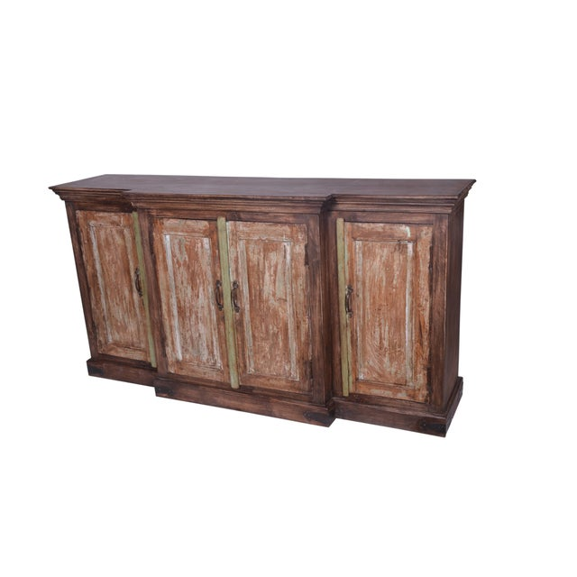 Contemporary Early 21st Century Vintage Hugh Sideboard For Sale - Image 3 of 6
