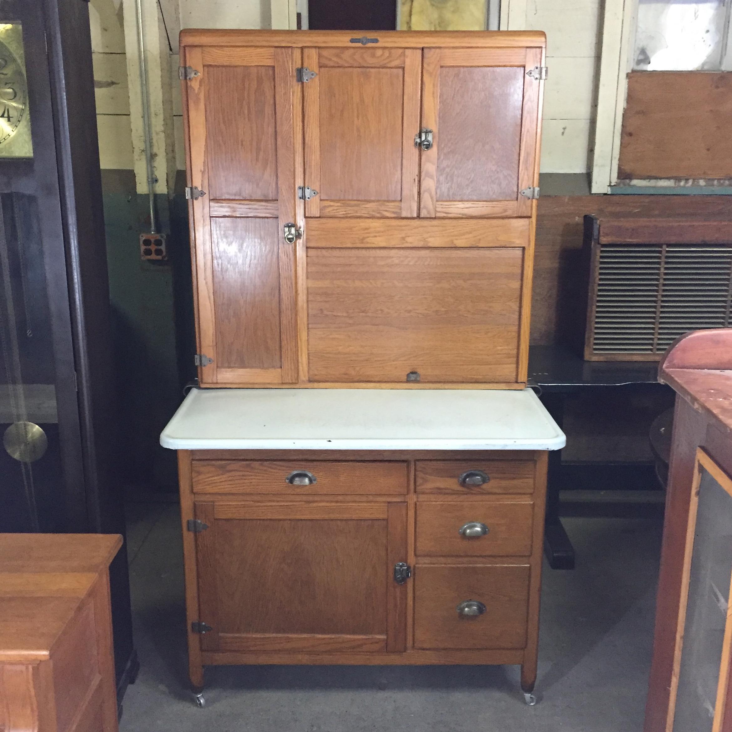 Etonnant Napanee Dutch Kitchenette Hoosier Cabinet   Image 2 Of 7