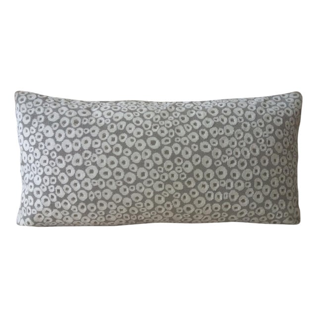 Lumbar Eye Dots Decorative Pillow For Sale