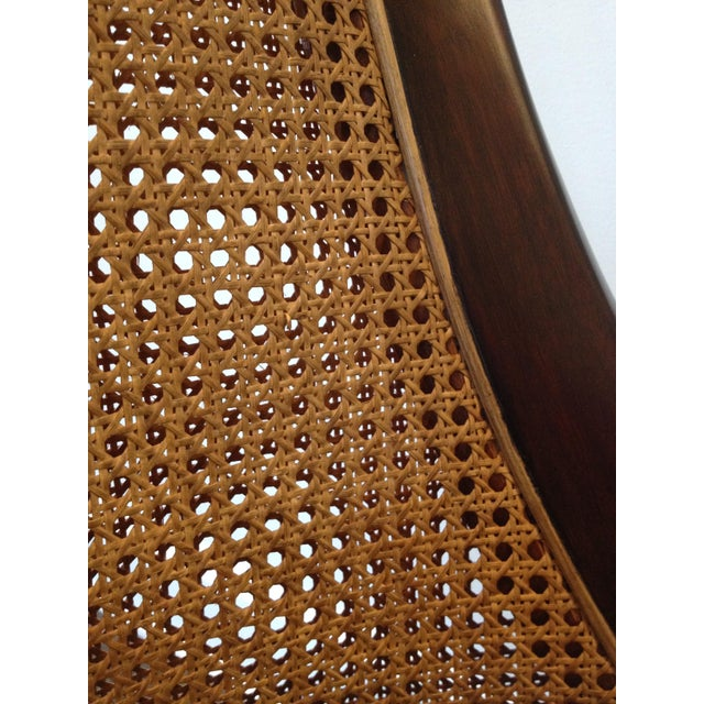 Hickory Chair Co. Caned Back Side Chairs - Pair - Image 11 of 11