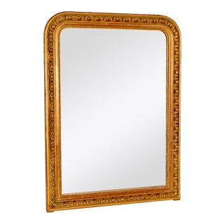 19th C Louis Philippe Mirror For Sale