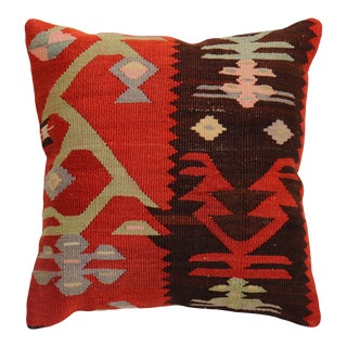 Tribal Kilim Pillow For Sale