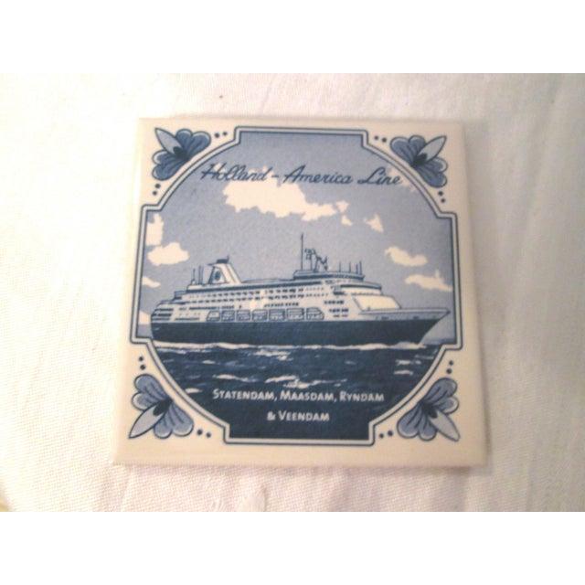Vintage Cruise Line Coasters - Set of 7 - Image 6 of 9