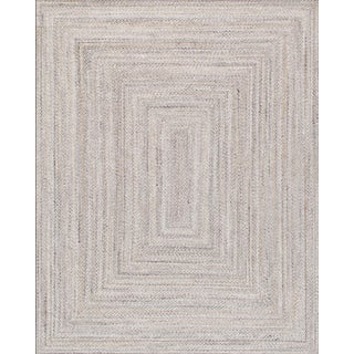 "Pasargad Home Sagres Collection Handmade Indoor/Outdoor Area Rug- 4' 0"" X 6' 0"" For Sale"