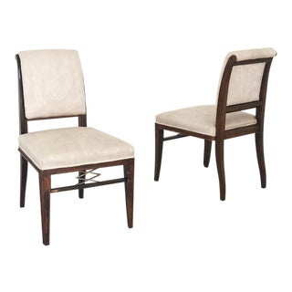 Pair Very Rare Chair For Sale