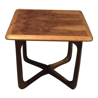 Mid-Century Modern Lane Perception Side Table For Sale