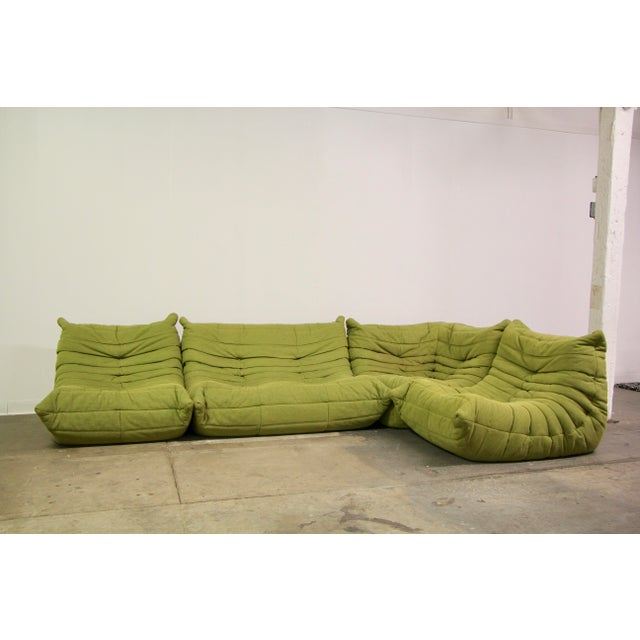 Mid-Century Modern Modern Ligne Roset Togo Sofa For Sale - Image 3 of 13