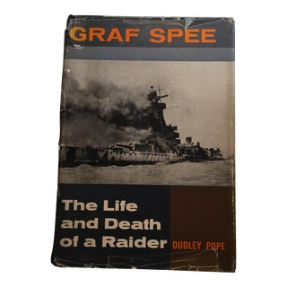 Graf Spee the Life and Death of a Raider 1957 For Sale