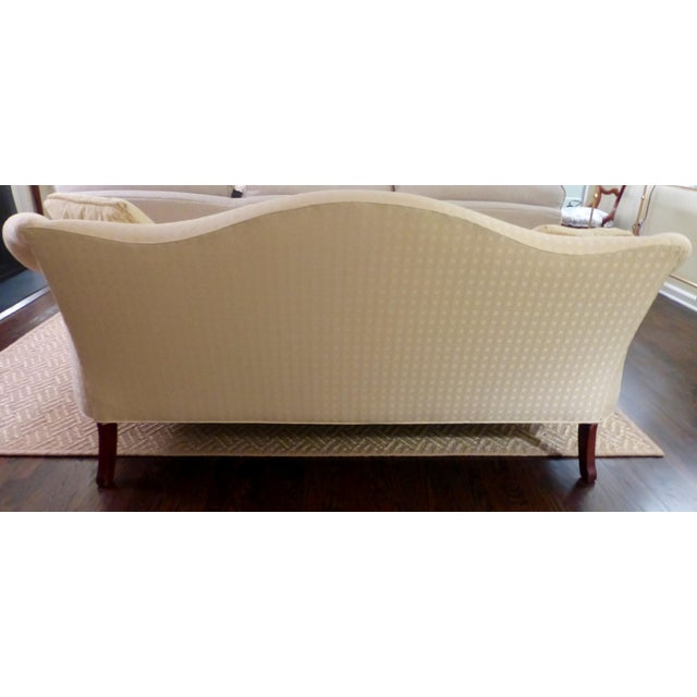 Hickory Chair Chippendale Sofa - Image 5 of 6