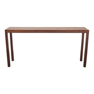 Minimalist Lunstead Console Table For Sale