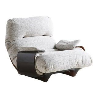 """Marsala"" Lounge Chair by Michel Ducaroy for Lignet Roset. For Sale"