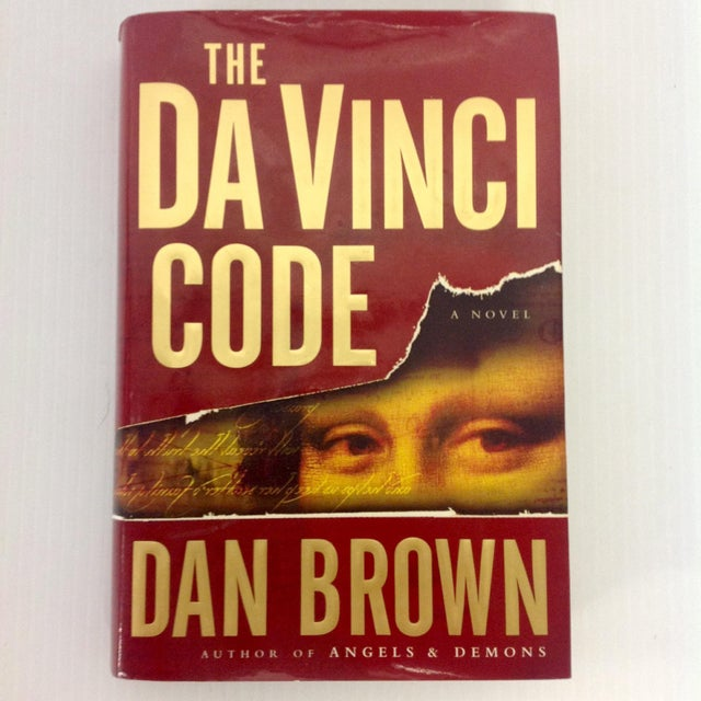 "First Edition ""The Da Vinci Code"" Book - Image 2 of 4"